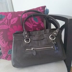 Coach Penelope  pebledchocolate bag